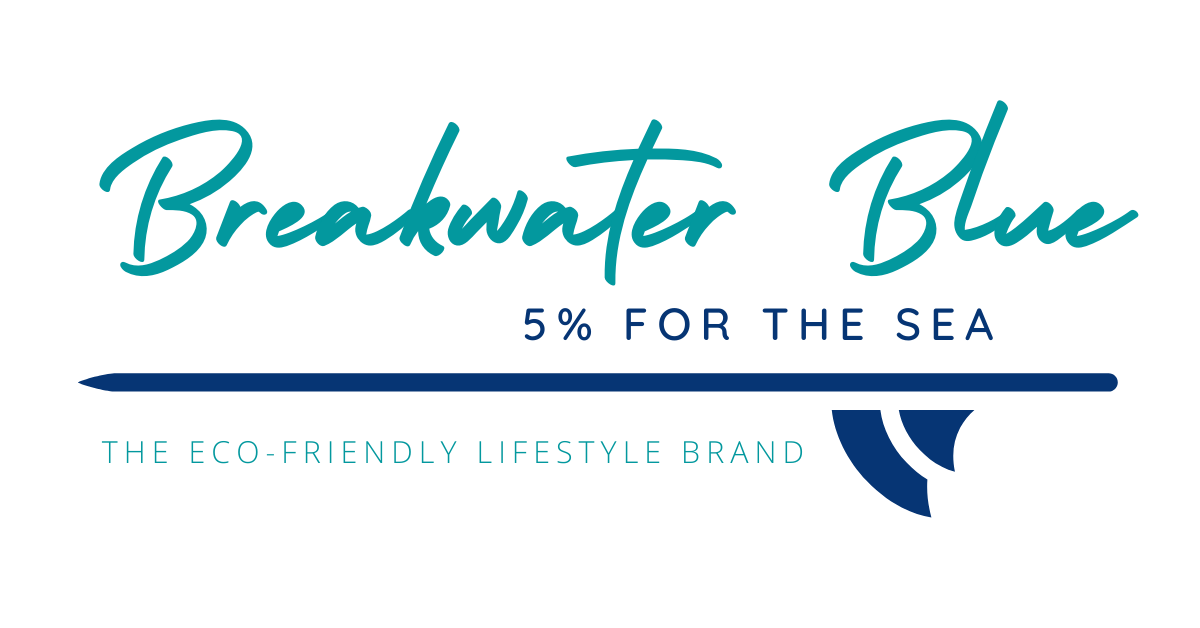 Breakwater Blue Sailcloth Bags and Accessories