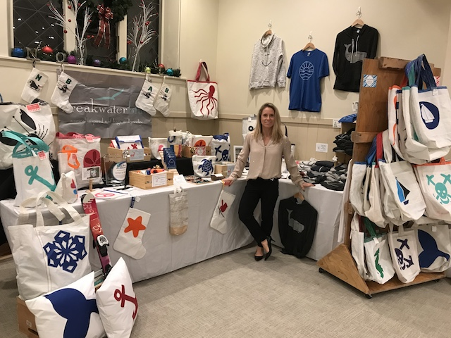 BB at the St. Johns Holiday Boutique