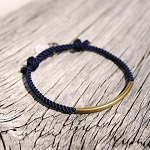 Double Knot Nautical Bracelet