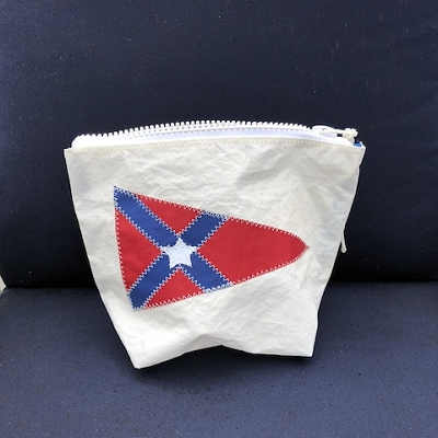Yacht Club Burgee Sunblock Bag