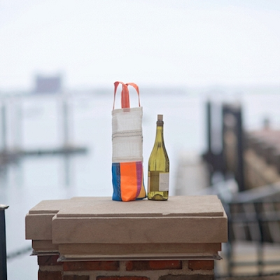 Multi Colored Wine Carriers