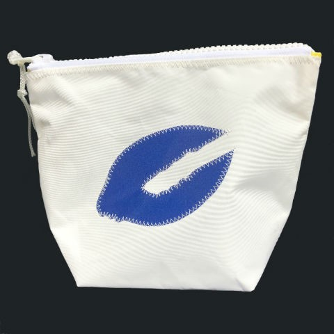 Blue Lobster Claw Sunblock Bag